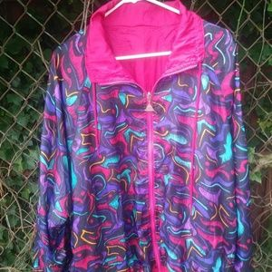 Womens windbreaker